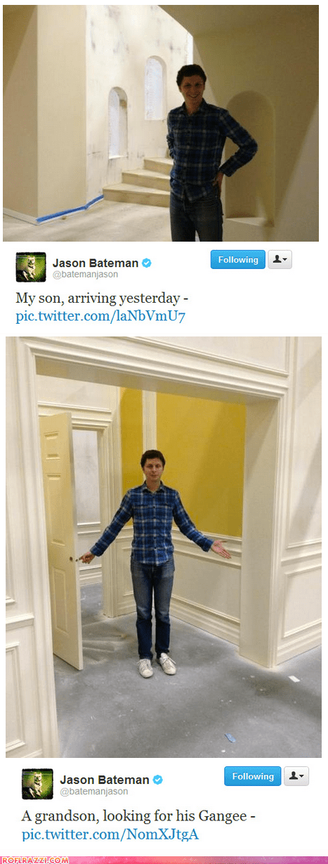 arrested development celeb funny jason bateman michael cera TV tweet twitter - 6469621248
