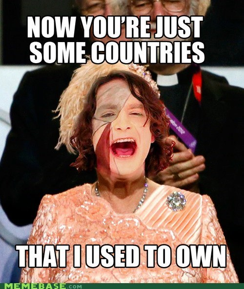 gotye London 2012 Memes olympics queen of england the queen - 6469672192