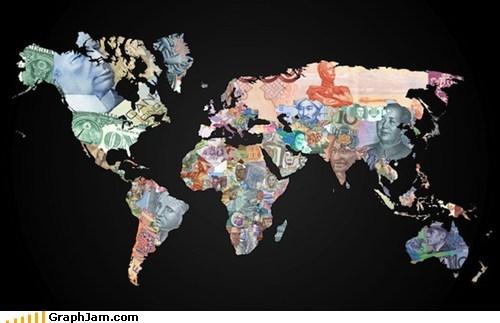 infographic money - 6469701376