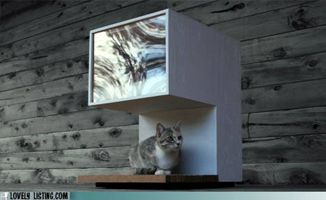 cat house luxury modern pets
