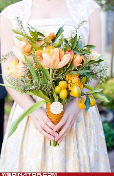 bouquet funny wedding photos just pretty