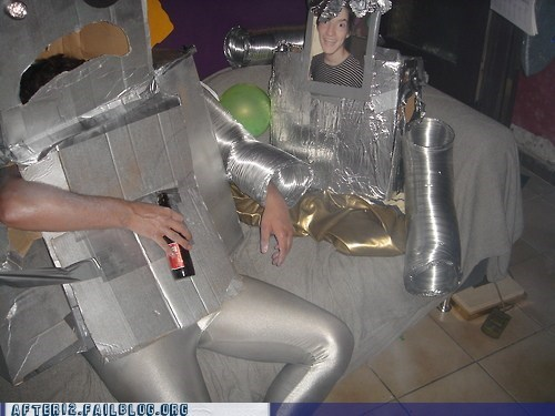 robot,robot costume