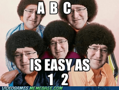 ABC gaben jackson 5 meme song valve - 6470137856