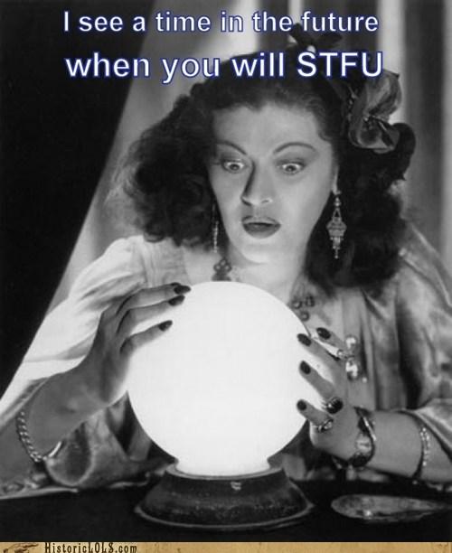 crystal ball fortune teller gypsy psychic - 6470270464
