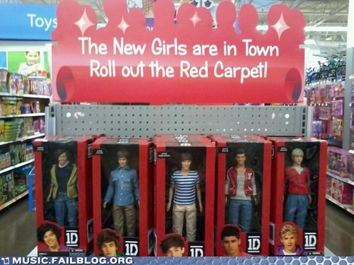 girls one direction toy toys
