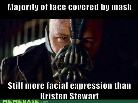 bane kristen stewart mask - 6470608640