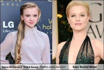 actor,celeb,Evan Rachel Wood,funny,Music,sierra mccormick,TLL