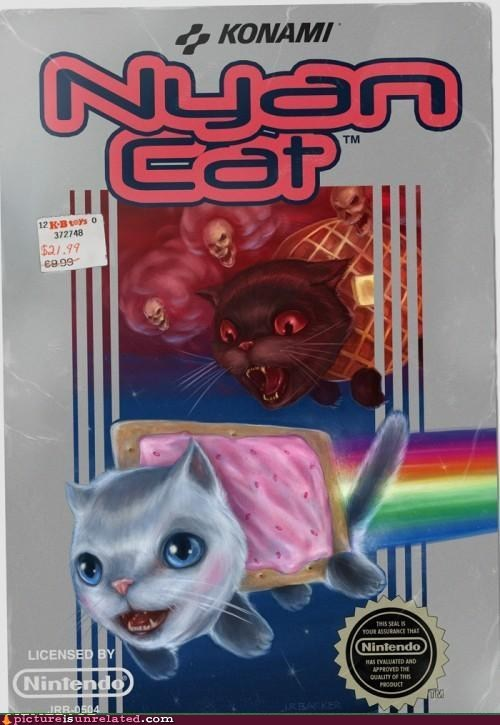 awesome best of week Nyan Cat video games wtf - 6470628352