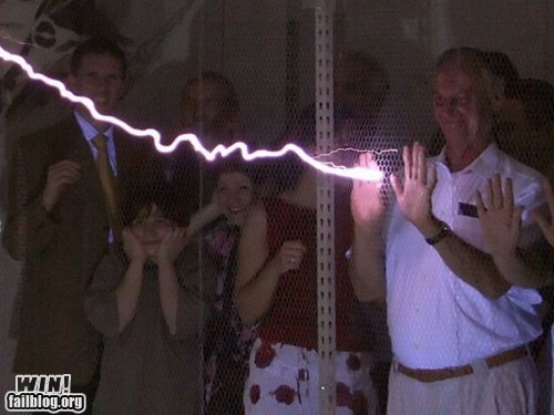 lightning science tesla coil - 6470752512
