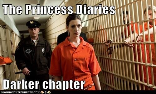 The Princess Diaries Darker chapter