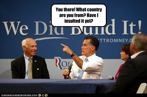 bases country insulting Mitt Romney we did build it - 6471652608