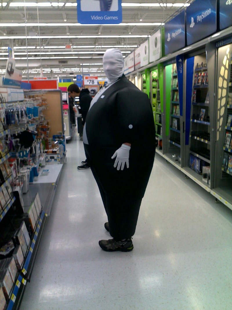 slender man fat photoshop battles Reddit slenderman - 647173