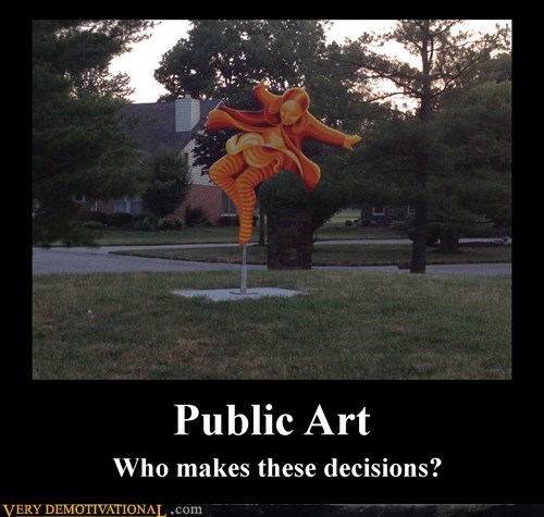 decisions hilarious public art wtf
