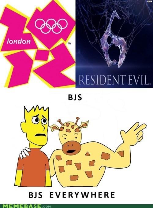 logos London 2012 Memes olympics that looks naughty - 6471819008