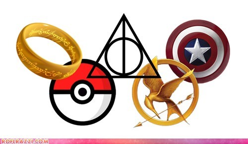 captain america,fandom,funny,Harry Potter,London 2012,Lord of the Rings,olympics,Pokémon,The Avengers,hunger games