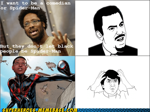 comedian Spider-Man Straight off the Straight off the Page - 6472441344