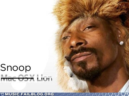Snoop Dogg Changes Name, Spirit Animal to Snoop Lion