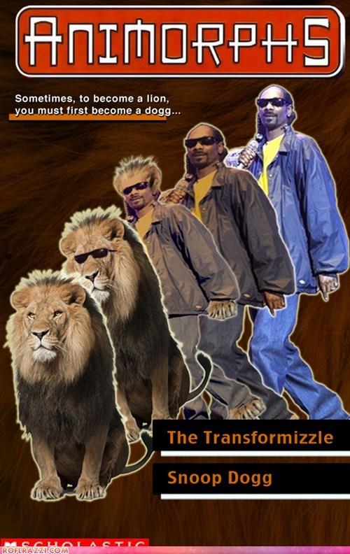 animorphs celeb funny Music rap shoop snoop dogg snoop lion - 6472785408