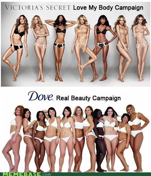 dove,love my body,real beauty,storm,victorias secret,which is better