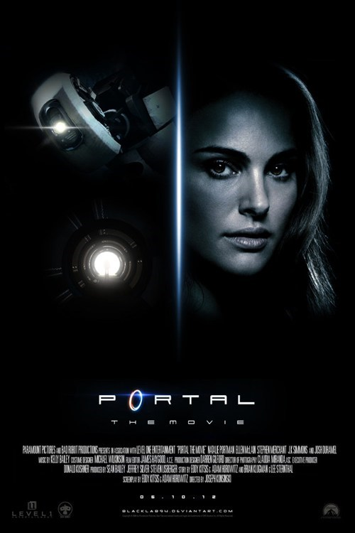 art,Movie,Portal,poster