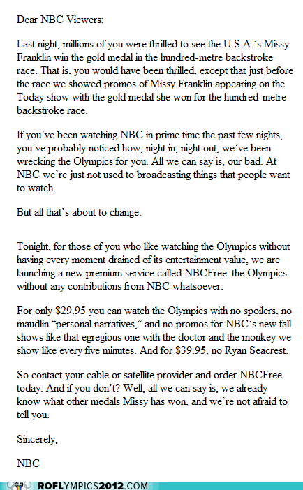 coverage joke letter NBC the New Yorker - 6473203968