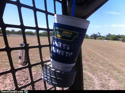 big gulp cupholder redneck cupholder Xzibit yo dawg yo - 6473268480