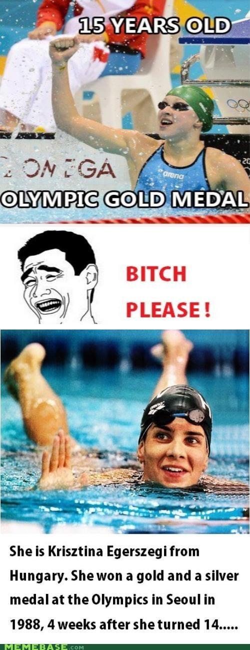 London 2012 Memes olympics swimming - 6473283584