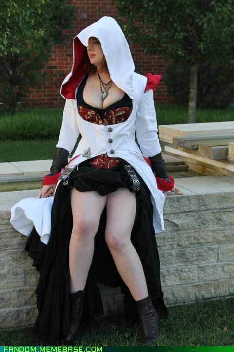 assassins creed,cosplay,rule 63,video games