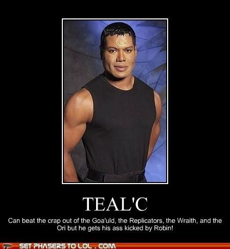 christopher judge FAIL Stargate Stargate SG-1 tealc - 6473686528