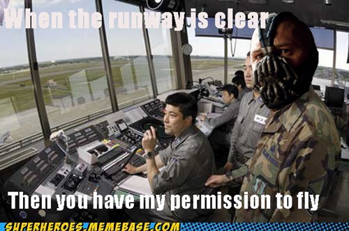 air traffic controller bane Super-Lols the dark knight - 6473761536