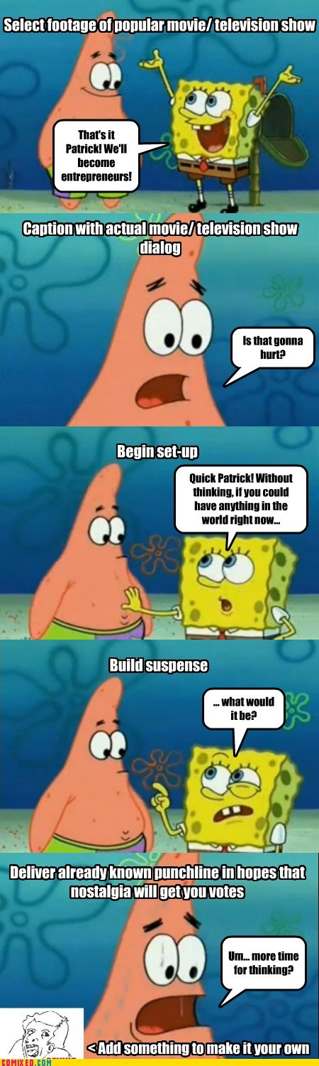 comixed meta SpongeBob SquarePants the internets - 6473806592