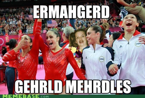 best of week butterface Ermahgerd gold medals olympics Sportderps - 6473964288
