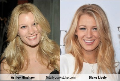 actor ashley hinshaw blake lively celeb funny TLL - 6474290688