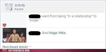 magic mike relationship status taking over - 6474416640