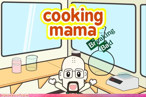 amc breaking bad cooking mama food funny game TV - 6474806016