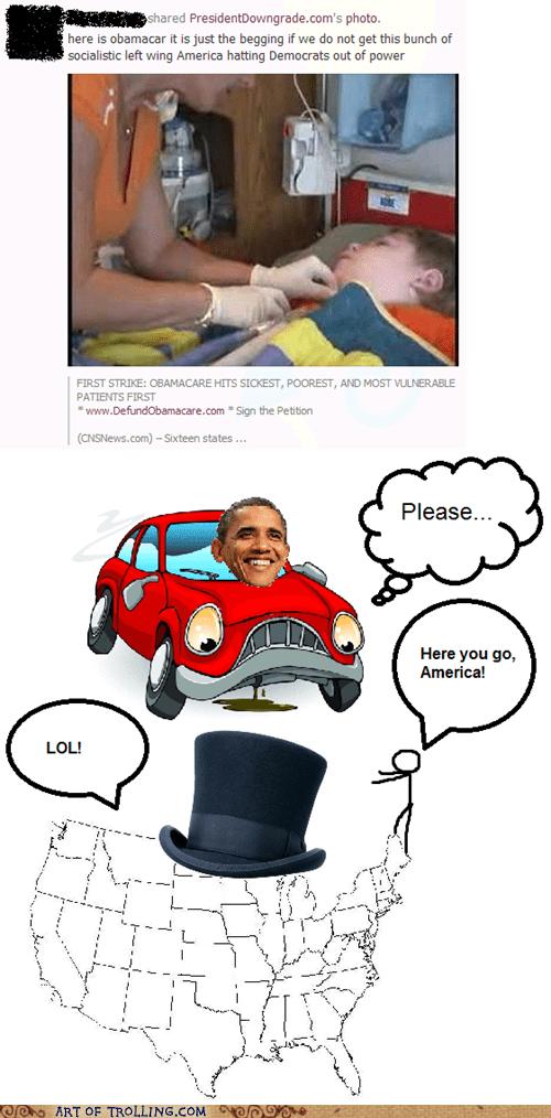 facebook grammar obamacare politics spelling - 6474865664