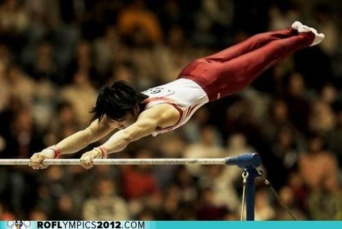 gifs gymnastics kohei uchimura London 2012 olympics profile - 6475058944