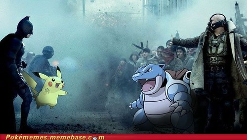 batman Battle Pokémon the dark knight tv-movies - 6475684096