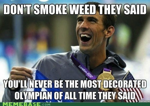 London 2012 Memes Michael Phelps olympics pot scandal - 6475770880