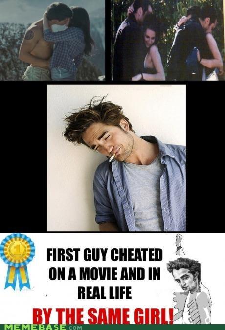 cheating,f yeah freddie,kristen stewart,Memes,robert pattison