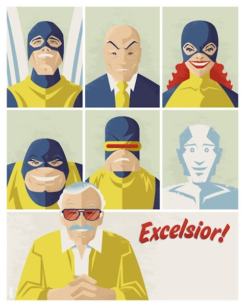 first class,stan lee,x men
