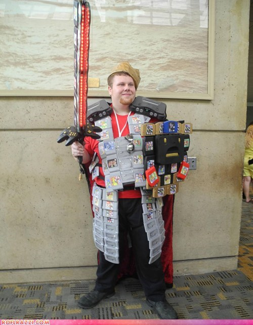 armor cosplay funny celebrity pictures geek video games