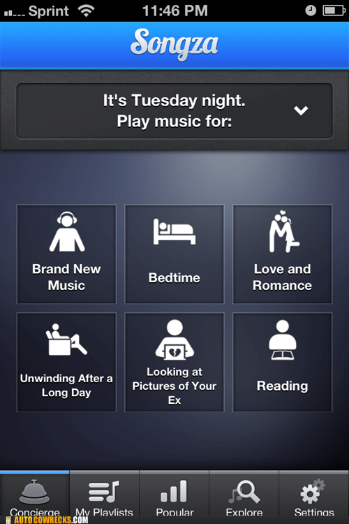 apps,Best app ever,songza
