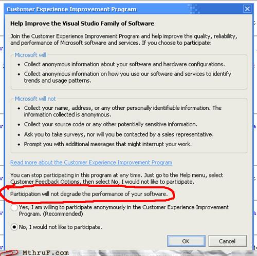 pop up software survey windows - 6476243968