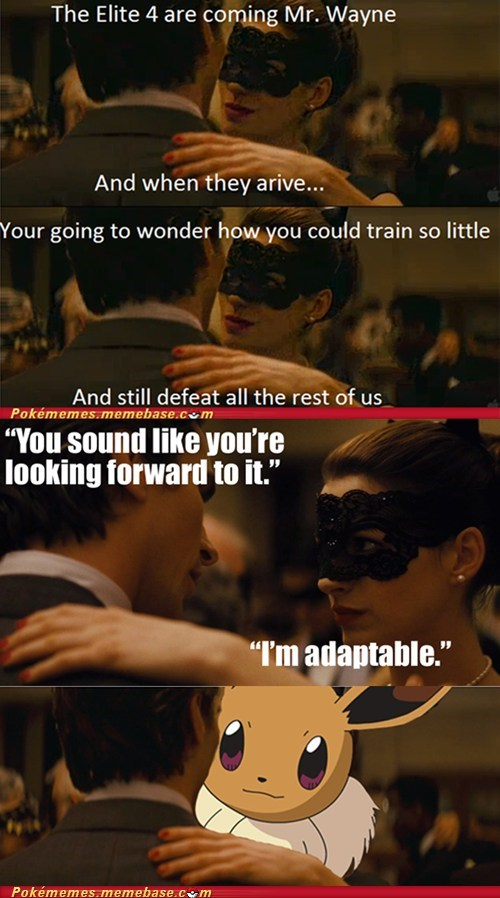 ability adaptability batman best of week comic eevee elite 4 the dark knight - 6476432384
