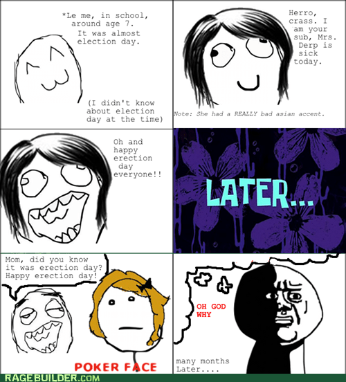 election erection oh god why Rage Comics that sounds naughty - 6476680192