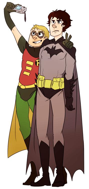 batman bbc crossover Fan Art Sherlock - 6476751872