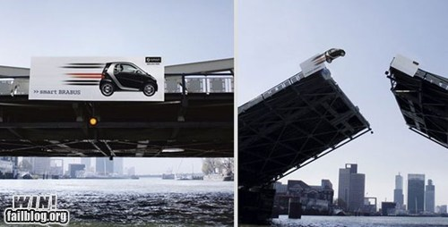 advertising,billboard,bridge,creative,driving,sign