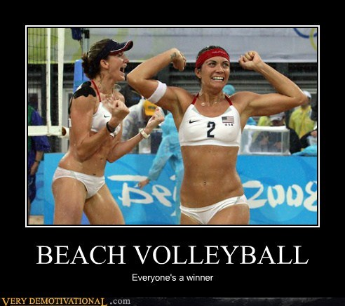 beach volleyball hilarious Sexy Ladies usa winner - 6477424640