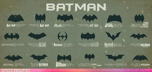 batman funny infographic - 6477982720